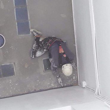Obra Vertical. Impermeabilización de techos y azoteas en Las Palmas de Gran Canaria. Trabajos verticales Las Palmas.